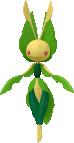 Matrifol-Sprite aus Pokédex 3D Pro