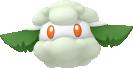 Waumboll-Sprite aus Pokédex 3D Pro
