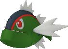 Barschuft-Sprite aus Pokédex 3D Pro