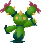 Maracamba-Sprite aus Pokédex 3D Pro