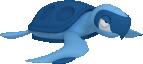 Galapaflos-Sprite aus Pokédex 3D Pro