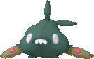 Unratütox-Sprite aus Pokédex 3D Pro