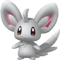 Picochilla-Sprite aus Pokédex 3D Pro