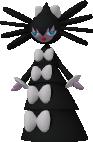 Morbitesse-Sprite aus Pokédex 3D Pro