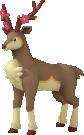 Kronjuwild-Sprite aus Pokédex 3D Pro