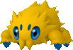 Wattzapf-Sprite aus Pokédex 3D Pro