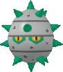 Kastadur-Sprite aus Pokédex 3D Pro