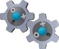 Klikk-Sprite aus Pokédex 3D Pro