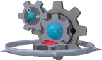 Klikdiklak-Sprite aus Pokédex 3D Pro