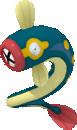 Zapplalek-Sprite aus Pokédex 3D Pro