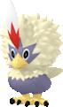 Geronimatz-Sprite aus Pokédex 3D Pro