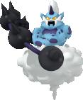 Voltolos-Sprite aus Pokédex 3D Pro