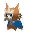 Terribark-Sprite aus Rumble U