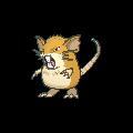 Rattikarl-Sprite (XY, normal, vorne)