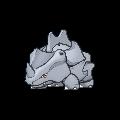 Rihorn-Sprite (XY, normal, vorne)