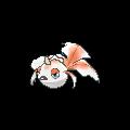 Goldini-Sprite (XY, normal, vorne)