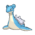 Lapras-Sprite (XY, normal, vorne)