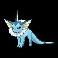 Aquana-Sprite (XY, normal, vorne)