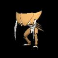 Kabutops-Sprite (XY, normal, vorne)