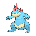 Impergator-Sprite (XY, normal, vorne)