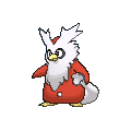 Botogel-Sprite (XY, normal, vorne)
