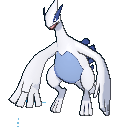 Lugia-Sprite (XY, normal, vorne)