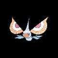 Maskeregen-Sprite (XY, normal, vorne)