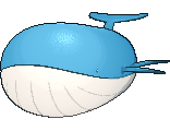 Wailord-Sprite (XY, normal, vorne)