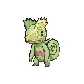 Kecleon-Sprite (XY, normal, vorne)