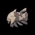 Relicanth-Sprite (XY, normal, vorne)