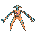 Deoxys-Sprite (XY, normal, vorne)