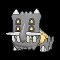 Bollterus-Sprite (XY, normal, vorne)