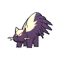 Skunkapuh-Sprite (XY, normal, vorne)