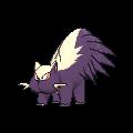 Skunkapuh-Sprite (XY, normal, vorne)