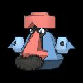 Voluminas-Sprite (XY, normal, vorne)