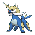 Admurai-Sprite (XY, normal, vorne)