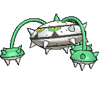 Tentantel-Sprite (XY, normal, vorne)