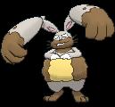 Grebbit-Sprite (XY, normal, vorne)