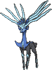 Xerneas-Sprite (XY, normal, vorne)
