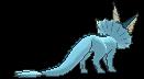 Aquana-Sprite (XY, normal, Rückseite)