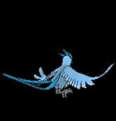 Arktos-Sprite (XY, normal, Rückseite)