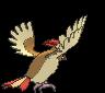 Tauboga-Sprite (XY, normal, Rückseite)