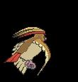 Tauboss-Sprite (XY, normal, Rückseite)