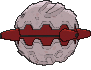 Forstellka-Sprite (XY, normal, Rückseite)