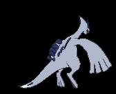 Lugia-Sprite (XY, normal, Rückseite)