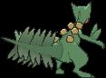 Gewaldro-Sprite (XY, normal, Rückseite)