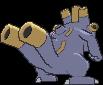 Krawumms-Sprite (XY, normal, Rückseite)