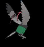 Fasasnob-Sprite (XY, normal, Rückseite)