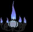 Skelabra-Sprite (XY, normal, Rückseite)