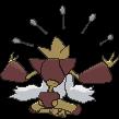 Simsala-Sprite (XY, normal, Rückseite)